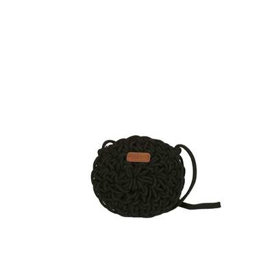 Tinted rope cross-body bag - CORDY